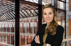 Adriana Boixados, associée. ((Photo: EY Luxembourg))