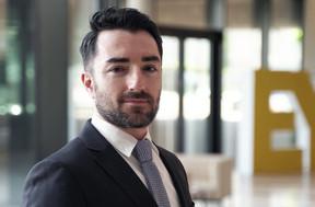 Valerio Bove, associate partner. ((Photo: EY Luxembourg))