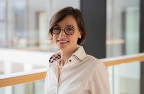 Hélène Crepin, associate partner. ((Photo: EY Luxembourg))