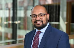 Muhammad Salman Farooqui , associate partner. ((Photo: EY Luxembourg))