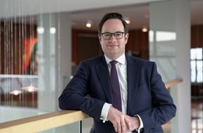 AlexanderKastendeuch, associate partner ((Photo: EY Luxembourg))