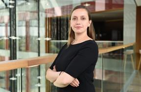 Lena Le Gal, associate partner. ((Photo: EY Luxembourg))