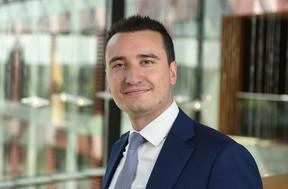 Dorian Rigaud, associate partner. ((Photo: EY Luxembourg))