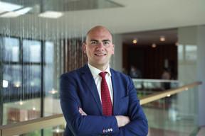 Cosimo Ruggiero, associate partner. ((Photo: EY Luxembourg))