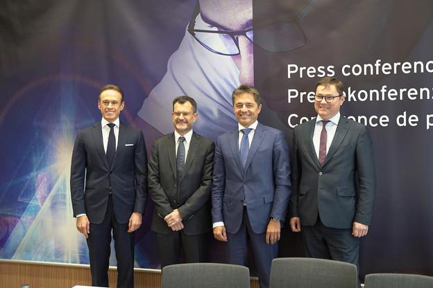 Ces cinq dernières années, l'activité d'EY Luxembourg a crû de 54%. (Photo: EY Luxembourg)