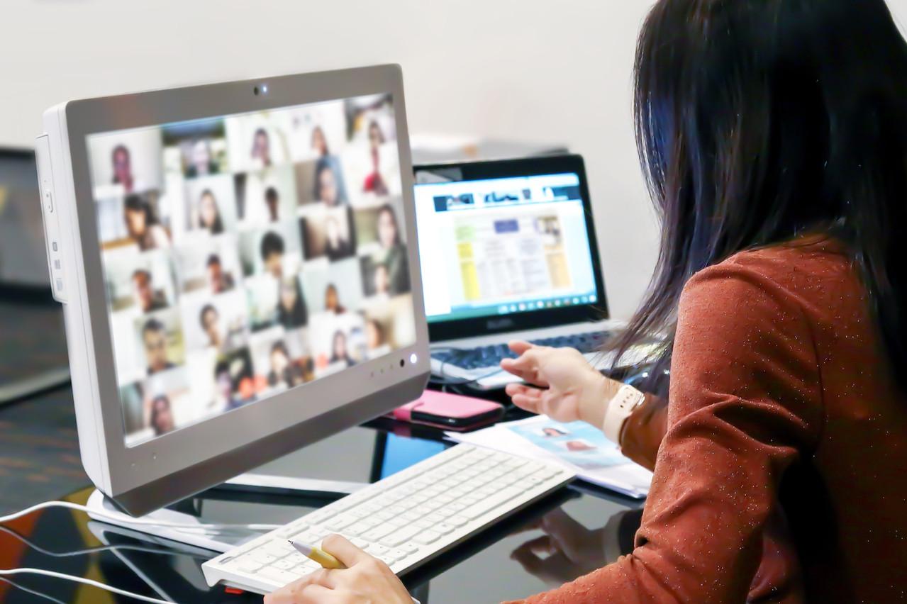 Face à la menace Zoom, Cisco a relancé Webex, avec une kyrielle de nouveautés. (Photo: Shutterstock)