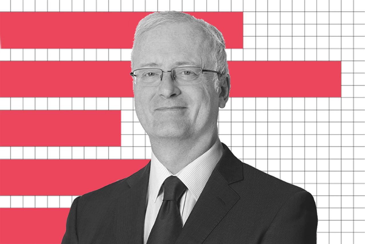 Simon Bond, directeur de la gestion de portefeuille d'investissement responsable chez Columbia Threadneedle Investments. (Photo: Maison Moderne)