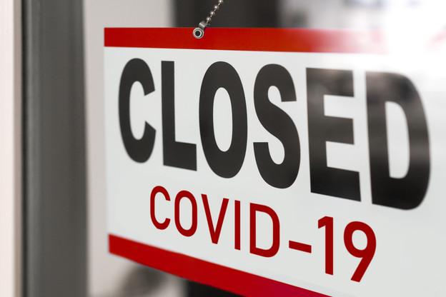 En Belgique, bars, cafés et restaurants sont fermés pour au moins un mois. (Photo: Shutterstock)
