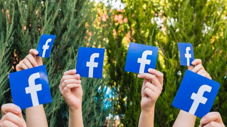 Facebook profite de la crise sanitaire et de deux décisions de justice favorables pour entrer dans le club des entreprises valant plus de 1.000milliards de dollars. (Photo: Shutterstock)