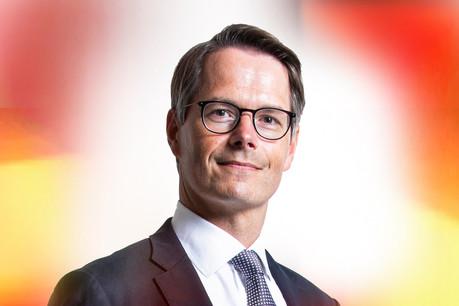 Florent Albert, Managing Director Europe & Group CFO chez Lombard International Assurance. (Photo: Maison Moderne)