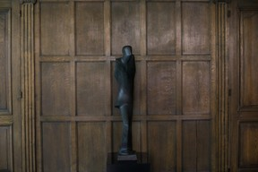 A sculpture dedicated to Luxembourg's resistance movement during WW2 Matic Zorman / Maison Moderne