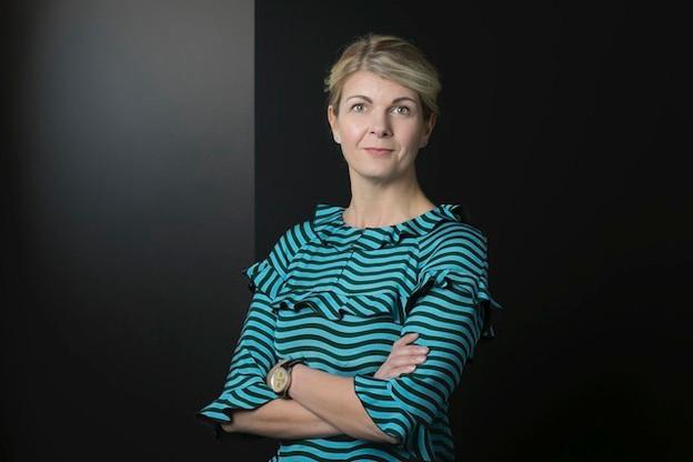 Prof. Aline Muller: «Pour moi, le féminin n'est pas une compétence, mais la diversité est une richesse.» (Photo: Blitz Agency 2018)