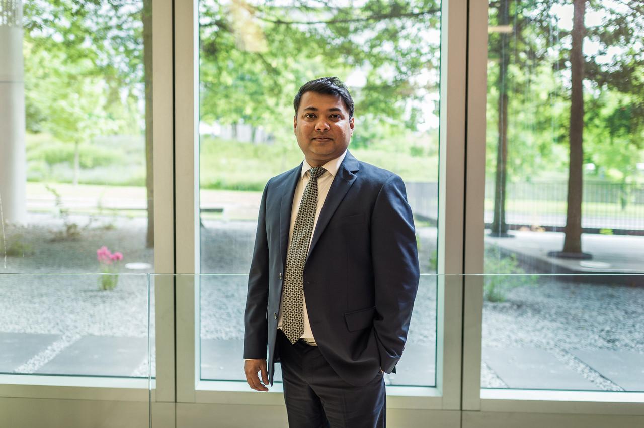 Sachin Vankalas: «De nombreux investisseurs éprouvent encore des difficultés à bien comprendre la différence entre les investissements d'impact (impact investing) et les investissements ESG.» (Photo: Mike Zenari/Maison Moderne)