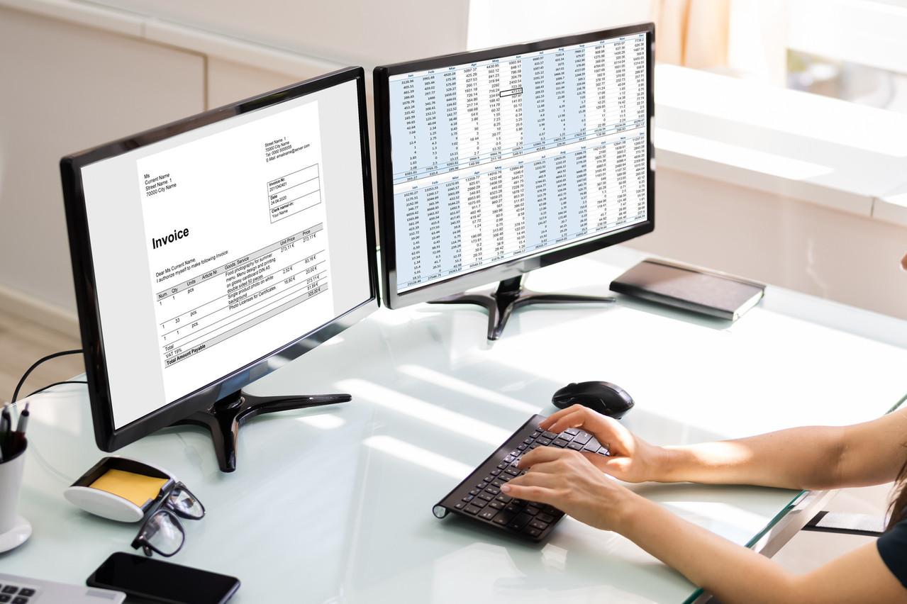 La Chambre de commerce vient de rendre son avis sur deux projets de loi, l'un sur la facturation électronique, l'autre sur l'open data. (Photo: Shutterstock)
