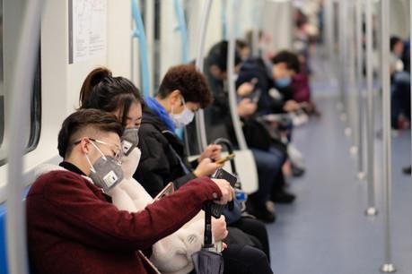 La population chinoise prend des mesures pour éviter la contamination au coronavirus. (Photo: Shutterstock)