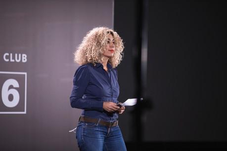 Naouelle Tir (Prolingua) (Photo: Simon Verjus/Maison Moderne)