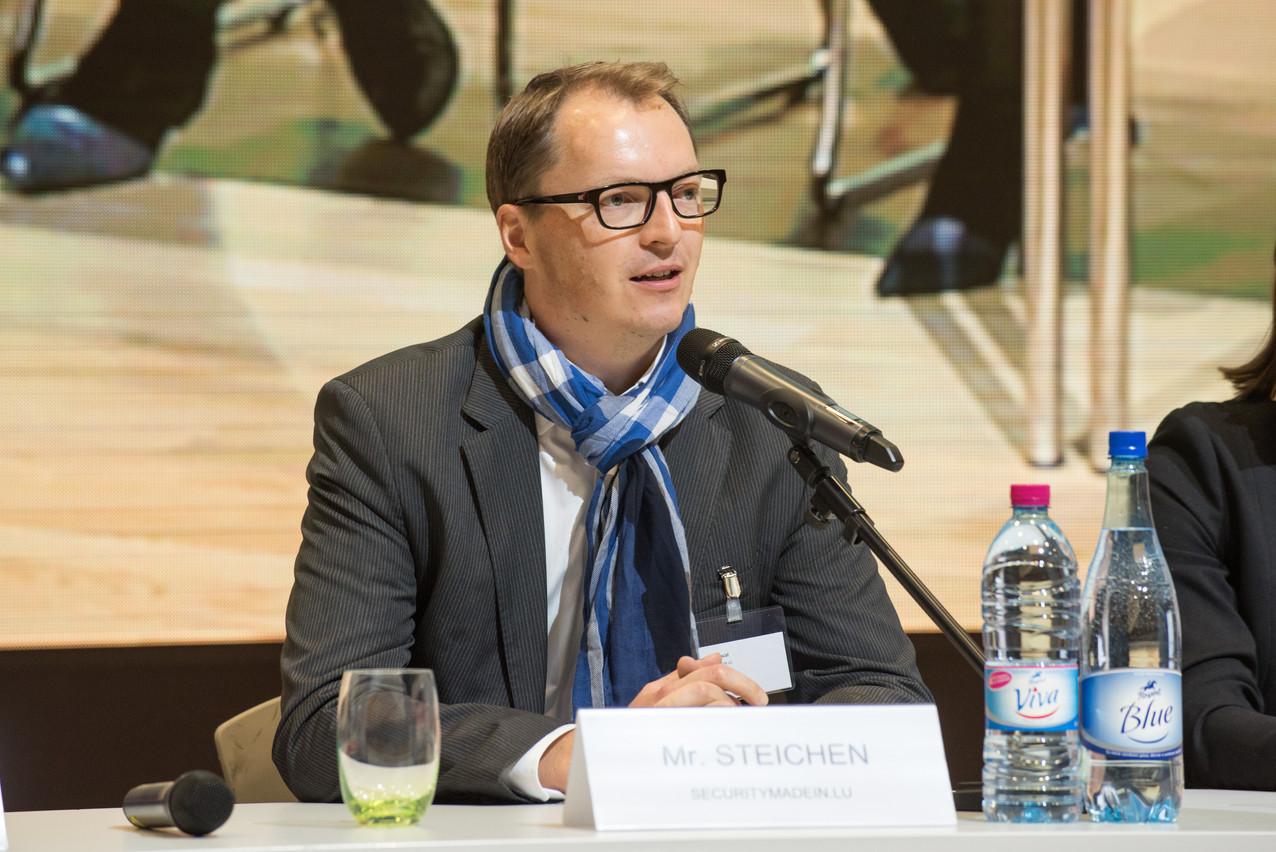 Pascal Steichen: «Nous souhaitons faire grandir l'écosystème luxembourgeois de la cybersécurité et le faire rayonner à l'international.» (Photo: Maison Moderne)