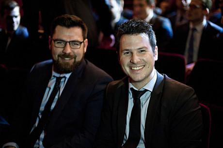 Jonathan Rodriguez (à droite): «Abylsen est créatrice de solutions ingénieuses, le Paperjam Club valorise la créativité et l'entrepreneuriat. C'est donc tout naturellement que nous avons été séduits par le Paperjam Club!» (Photo:Abylsen Luxembourg)