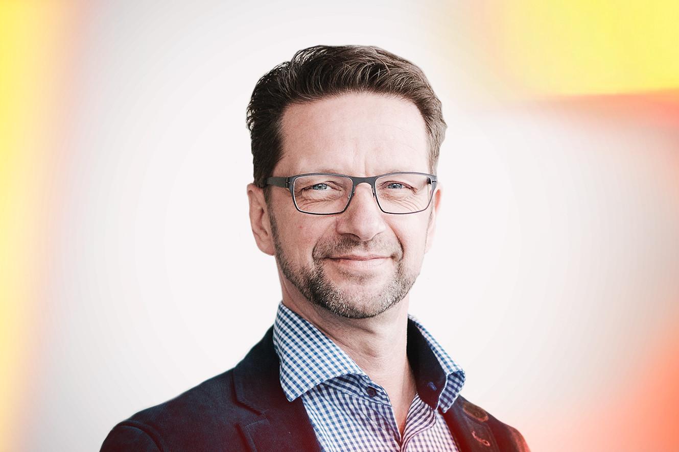 Johnny Brebels, directeur du département Company Relations and Support au sein de Luxinnovation. (Photo: Luxinnovation / Marion Dessard)