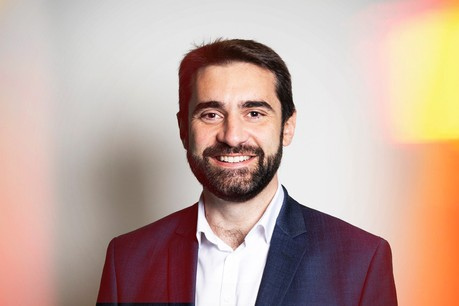 AlexandreHavard,Director Consulting-Banking, Insurance & Non-FSI chez Deloitte. (Photo: Maison Moderne)