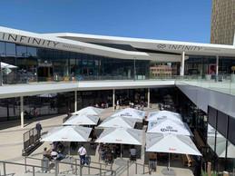 Le centre Infinity a changé de main en novembre 2019, quelques semaines avant son inauguration officielle. ((Photo: Maison Moderne))