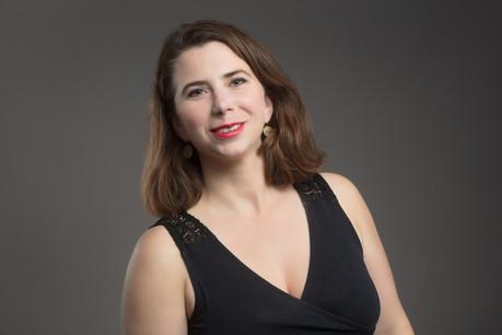 Elisabeth Villeminot: «Bien que je vive à Luxembourg depuis 6 ans, j'ai participé à mon premier Delano Live en septembre sur le vin, et j'ai trouvé cela très chouette.» (Photo: Vincent Flamion)