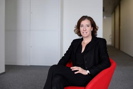 Erica Monfardini: «Je suis de nature optimiste, et je crois que, dans les temps de crise, il faut investir, pour autant que l'on peut.» (Photo: Université du Luxembourg/Sophie Margue)