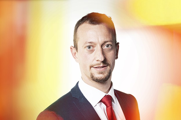 Alexandre Minarelli, Associate Partner au sein d'EY. (Photo: Maison Moderne)