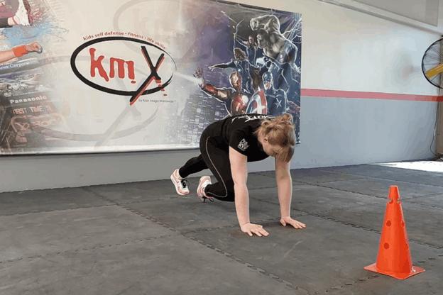 Krav Maga Center «By Kickyoufit» propose une série d'exercices simples à faire à la maison. (Photo:Krav Maga Center «By Kickyoufit»)