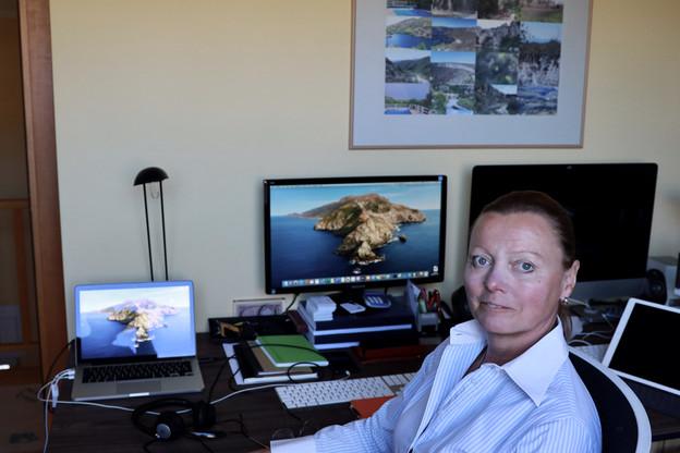 Annemarie Arens: «Je suis d'avis que nous ne devons pas tous retourner au travail comme avant. Une base volontaire de télétravail devra s'imposer.» (Photo: DR)