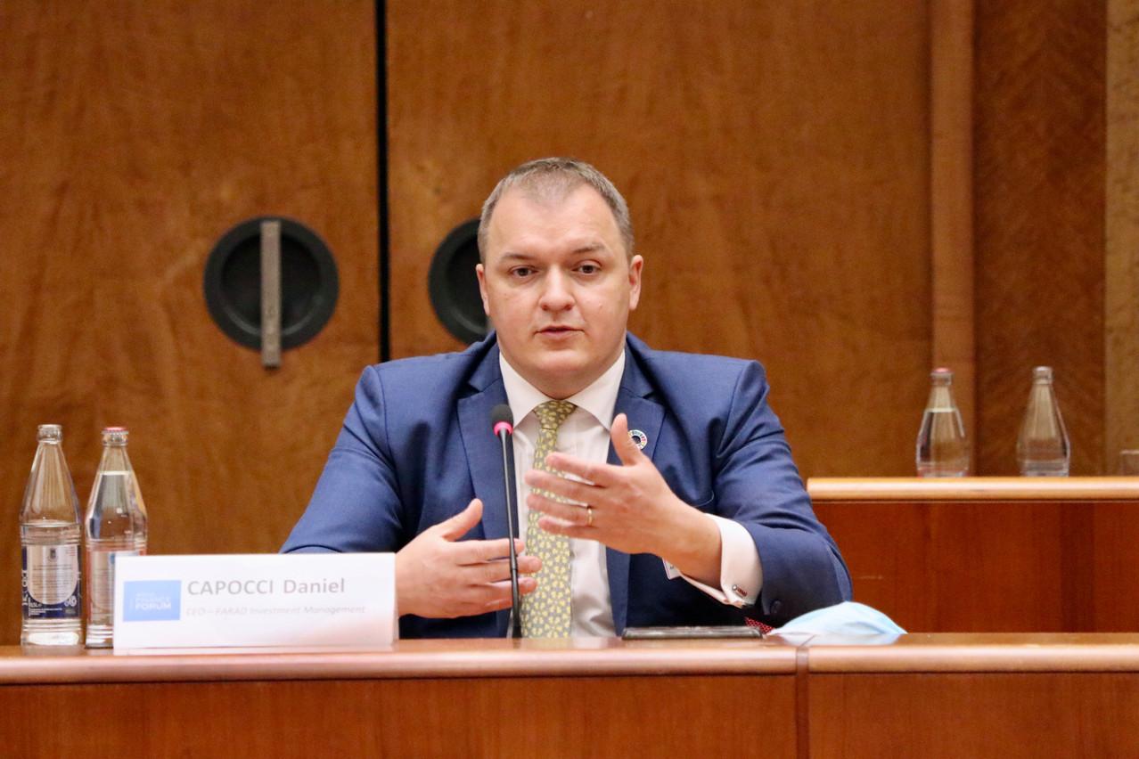Daniel Capocci, FARAD Group General Manager & CEO FARAD Investment Management. (Photo: FARAD I.M.)