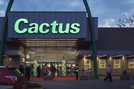 Cactus appelle ses clients à dénoncer les tentatives d'escroquerie directement à Facebook. (Photo: Sebastien Goossens |SG9/Archives)