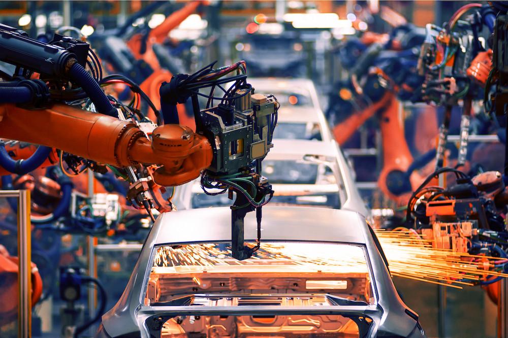 La Febiac estime la perte de production à plus de 2.000.000 de véhicules dans le secteur automobile, alors que la durée moyenne de fermeture est maintenant de près de 30jours. (Photo: Shutterstock)