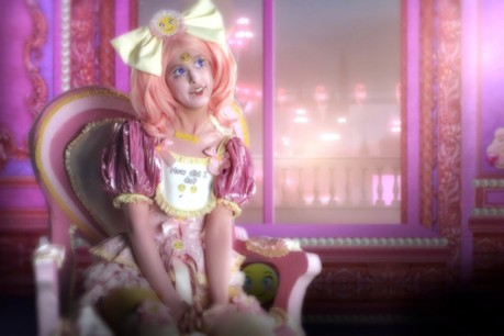 «Feed Me» est certainement le film le plus abouti de Rachel Maclean. (Photo: Rachel Maclean)