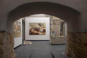 Le lieu combine art contemporain et espace historique, un mélange qui convient parfaitement à HansFellner. ((Photo: Matic Zorman / Maison Moderne))
