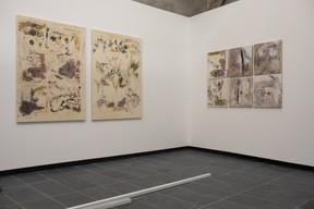 PatriciaLippert et PascaleBehrens inaugurent ce nouvel espace. ((Photo: Matic Zorman / Maison Moderne))