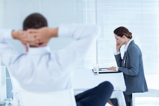 Sur l'ensemble des salariés du pays, les femmes représentent 38% de la force de travail. (Photo: Shutterstock)