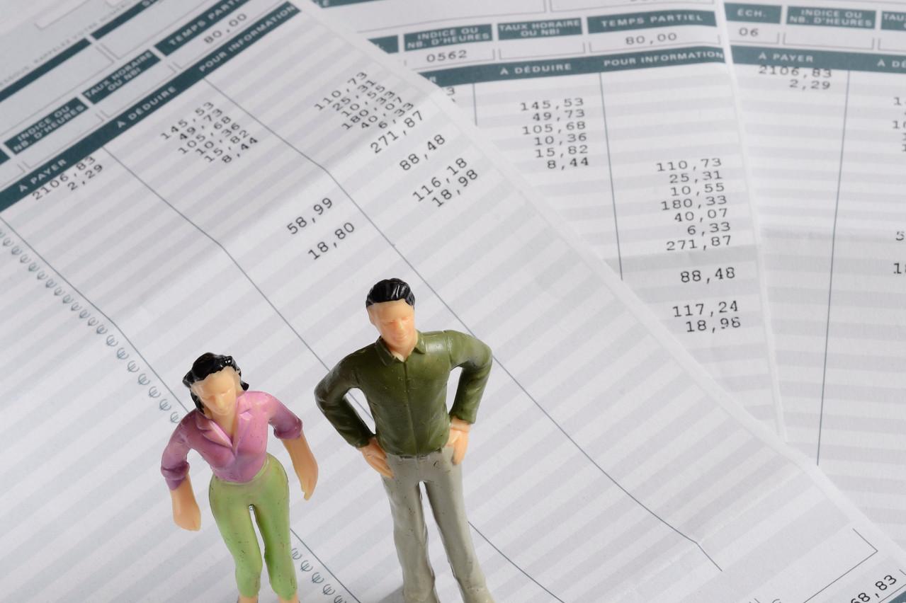 Le salaire des femmes serait inférieur de 5,5% à celui des hommes au Luxembourg, ce qui correspondrait à 20 jours de travail bénévole, selon OGBL Equality. (Photo: Shutterstock)