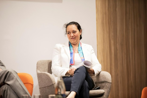 Isabel Wiseler-Lima, députée CSV (PPE au niveau européen), plaide pour un renforcement des pouvoirs du Parlement. (Photo: Jan Hanrion / Maison Moderne/Archives)