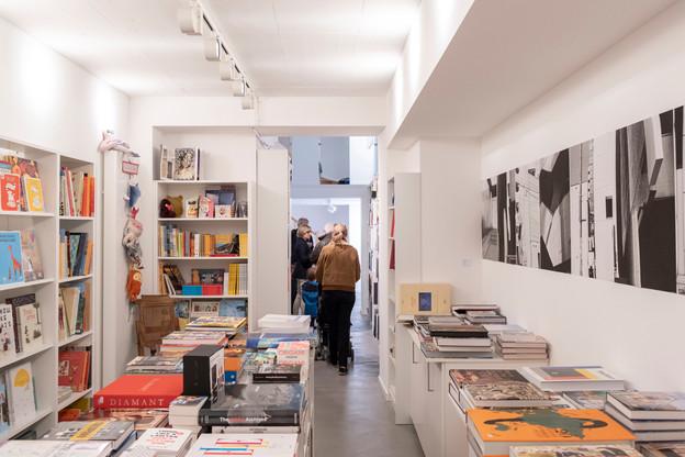 La librairie Fellner Louvigny fermera ses portes le 31 août prochain. (Photo: Eric Chenal/archives Paperjam)