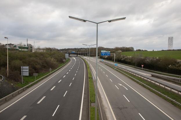 L'Administration despontsetchausséesa annoncé la fermeture de l'autoroute A1, dans les deux sens, entre la croix de Gasperich et l'échangeur Hamm, ce dimanche de 7h à 19h.  (Photo: Matic Zorman/Maison Moderne)