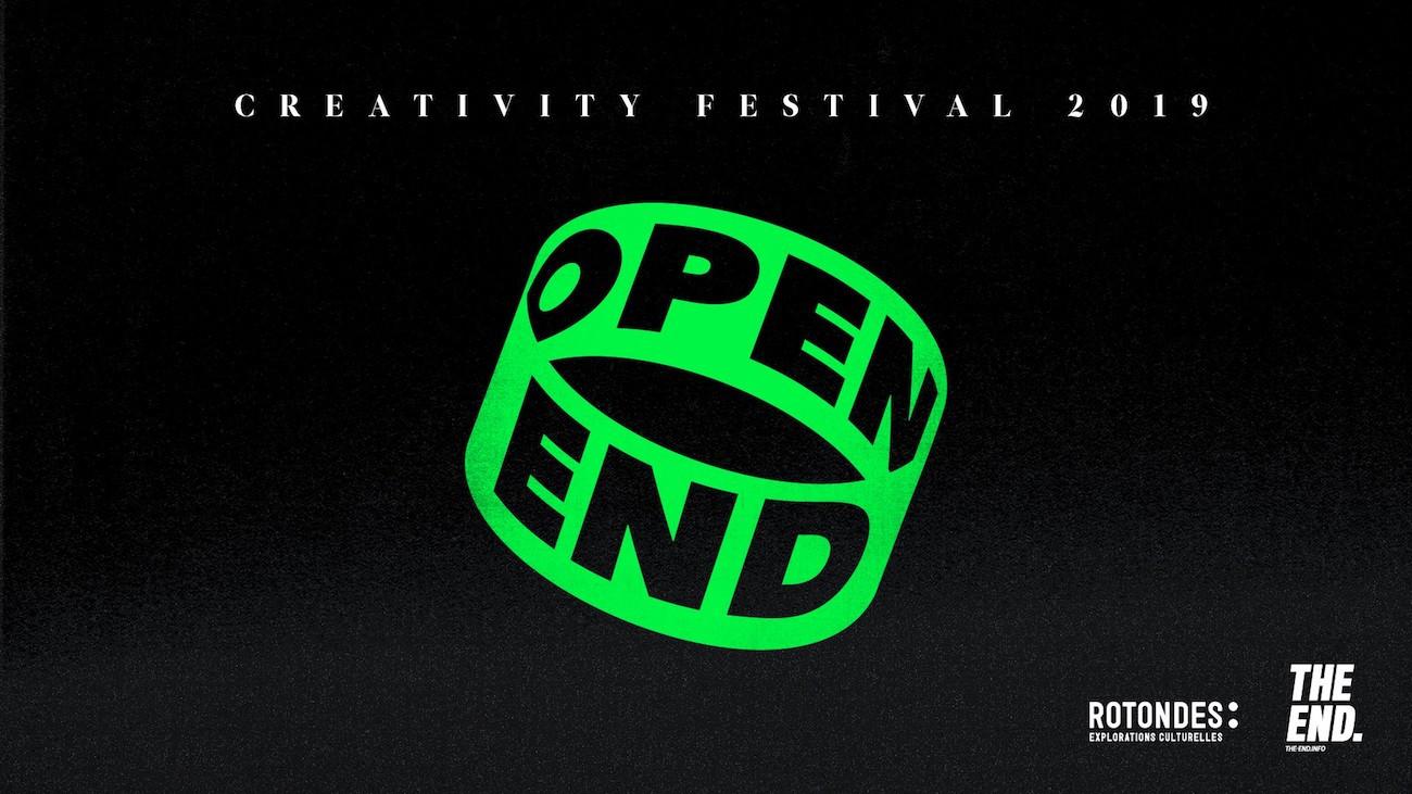 Après deux ans d'absence, The Open End fait enfin son retour aux Rotondes ce samedi 8 juin. (Design: The End)