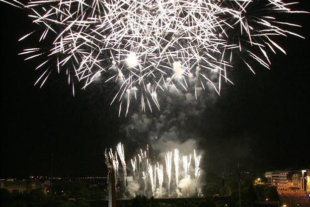 La Fête nationale, le 23 juin, ne sera pas l'occasion de réjouissances populaires.  (Photo: Luc Deflorenne / archives)