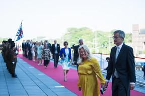 À droite, Félix Braz (Ministre de la Justice) ((Photo: Nader Ghavami))