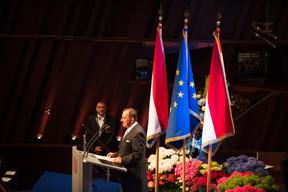 Fernand Etgen (Président de la Chambre des députés) ((Photo: Nader Ghavami))
