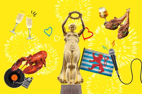 Barbecue, DJ sets, soirées «open air» ou brunch du lendemain, il y a quelques bons moyens de célébrer cette Fête nationale pas comme les autres! (Design: Maison Moderne)