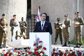 Xavier Bettel, Premier ministre, ministre d'État (© SIP / Sophie Margue, tous droits réservés)