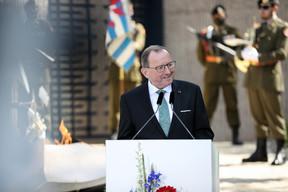 Fernand Etgen, président de la Chambre des députés (© SIP / Sophie Margue, tous droits réservés)
