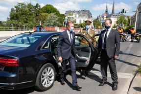 S.A.R. le Grand-Duc ; (© SIP / Julien Warnand, tous droits réservés)