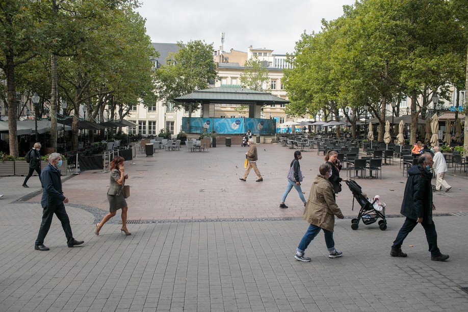 The number of temporary workers fell, but the number of self-employed workers grew in 2020, according to a report from the CCSS, a clearinghouse for Luxembourg's social insurance schemes. Library picture: Matic Zorman/Masion Moderne